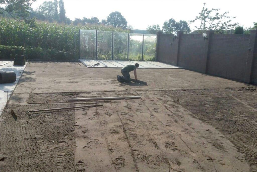 Tegels Leggen Prijs : Tuin tegels leggen prijs healthwealthwise